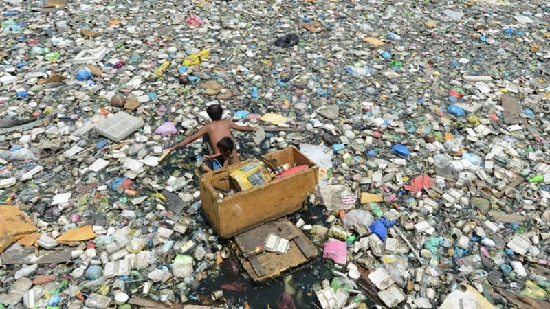 Humans Have Created 9 Billion Tons of Plastic in the last 67 Years